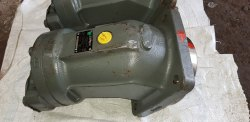 Liebherr 512247314 Model Hydraulic Motor