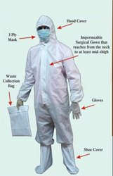 PPE KIT FOR CORONA(90 GSM)