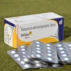 Rabeprazole With Domperidone Tablet