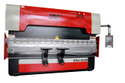 HPB-S Series NC 2 Axis Servo Controlled Hydraulic Press Brake Model HPB-S-63X500