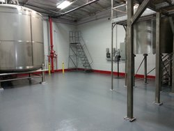 Pharmacy Floor Coating Service