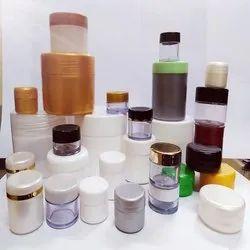 100ml Plastic Cream Jar