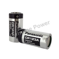 Panasonic CR 123A Batteries