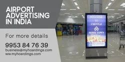 Airport Led Display Advertisement Services