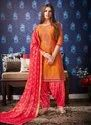 New Fancy Casual Wear Patiala Suits Collection