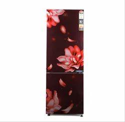 Haier Maroon Bottom Mounted Refrigerators HRB-2764PRJ-E
