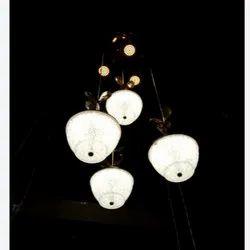 LED 24 W Balcony Fancy White Light