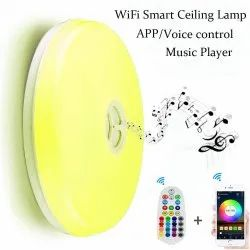 Smart ceiling light