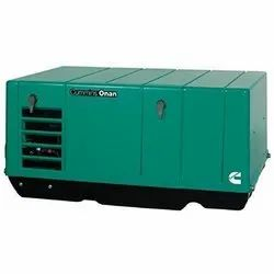 Water Cooling Fully Automatic 75 KVA Cummins Silent Diesel Generator, For Industrial, 230-415