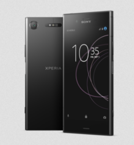 Sony Xperia Xz1 Smartphone, Mobile Phone & Accessories