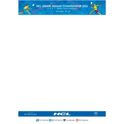 Text Printing Paper Letterhead Printing Services