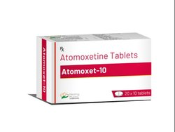 Atomoxet 10 (Atomoxetine Tablet)