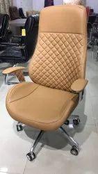 DA Urban Leatherette High Back Executive Chair, For Office Use