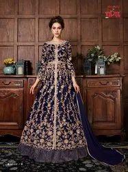 Wedding Wear Anarkali Gown