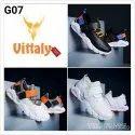 Men Brand Look Alike Casual Sneaker Sports Shoes, Size: 40-44