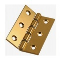Brass Round Top Hinge, Size: 62, 75 And 87 Mm