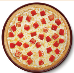 Cheese Tomato Pizza