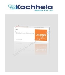 Chlortag 6.25 Mg Tablet