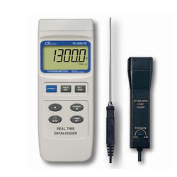 Multi-Function Thermometer, Real Time Data Logger