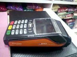 Manual Sim card and wifi ICICI Swipe Machine, For Supermarket