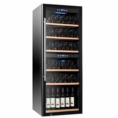 Black KAFF KWC-126 Wine Cooler
