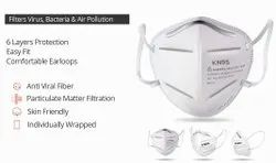 RONS Technologies Reusable KN95 Mask, Number of Layers: 6