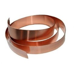 Enameled Copper Strip