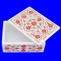 Handmade Marble Inlay  Box