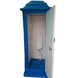 FRP Portable Urinal Toilet Cabin