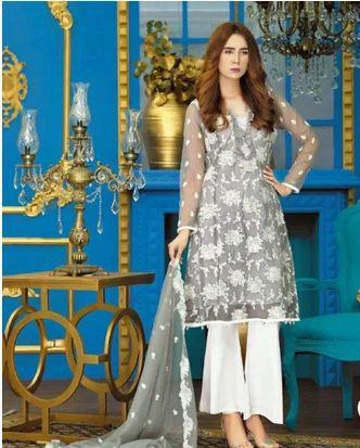 140a24dab3 Tawakkal Magnolia Premium Chiffon Pakistani Salwar Suits at Rs 2599 ...