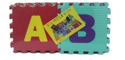 EVA Floor Mat ABC