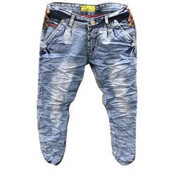 Crushed Polofit 3 Colors Crushed Polo Fit Denim Jeans, Yes