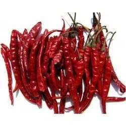 OLC Good Organic Dried Red Chilli, Without Stem