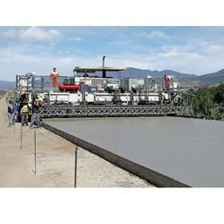 Concrete Road Construction Service