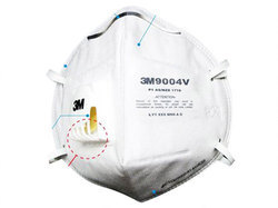 9004V Valved Dust and Mist Respirator