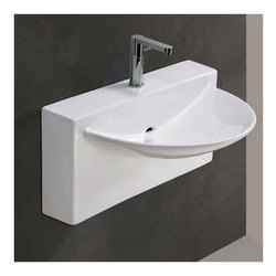 ADS-WHT-0566 Wash Basin