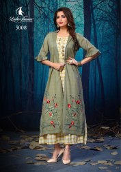 Vragi Ladies Flavour Lifestyle Vol 2 Kurti For Women