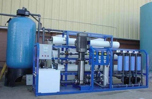 Etp Water Treatment Plant