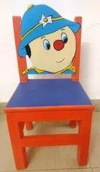 KIds wooden school Chair
