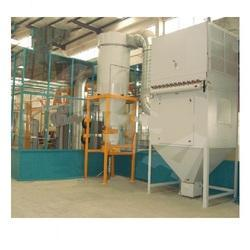 Powder Separation Unit