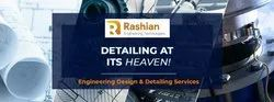 2D And 3D Designing And Drafting Service