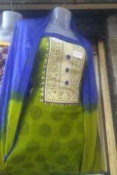 Simple Punjabi Dress