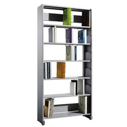 Library Bookshelf Single Sided (Single Bay) BS1B61