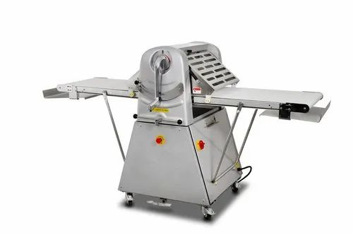 Stainless Steel Easy Bake Dough Sheeter AZ-630 for Bakery