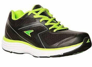 f5a590a74d7863 Power Men Black Sports Shoes