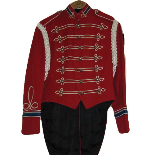 Red Vintage Marching Band Uniforms, Rs 1200 /pair ...