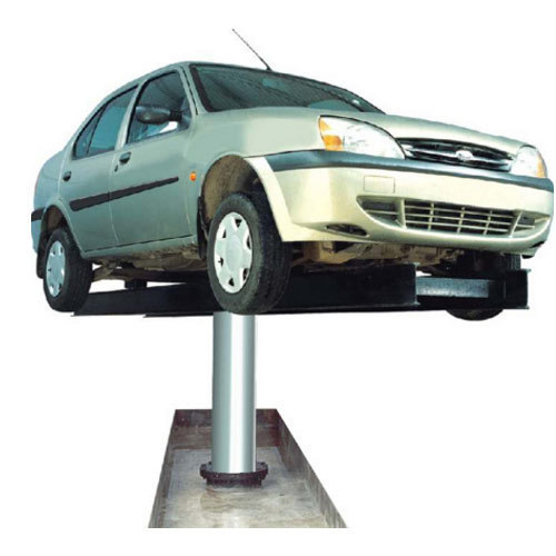 Four Wheeler Service Station Equipments - Hydraulic Car
