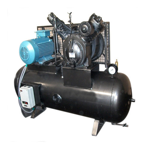 7.5 HP Onwards High Pressure Air Compressor