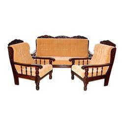 New Simple Wooden sofa Set Designs