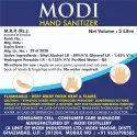 Hand Sanitizer & Disinfectant